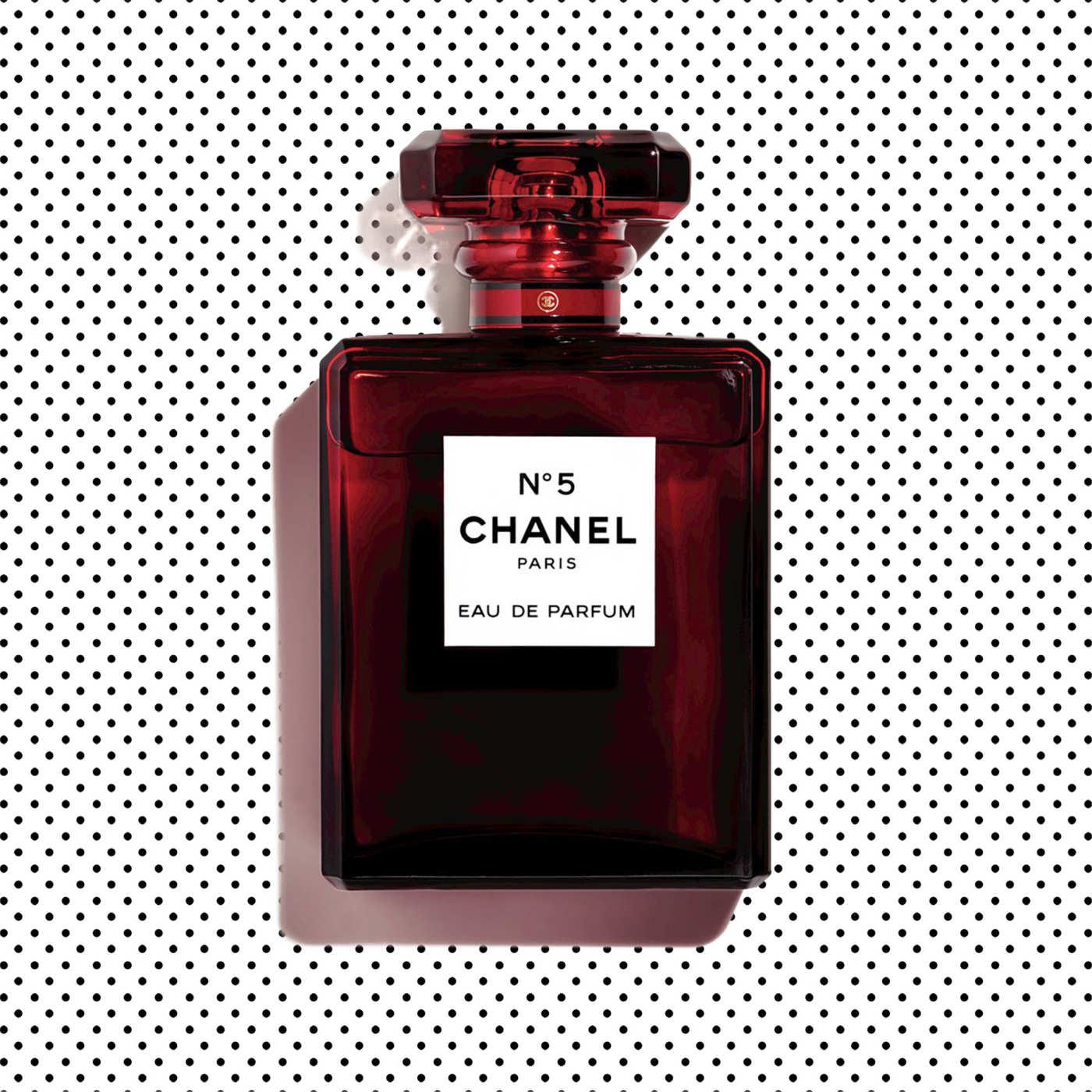 buy popular a93de 4ee40 絕美紅色包裝! Chanel N°5香水首次推出限定紅色限量版| Zip Magazine